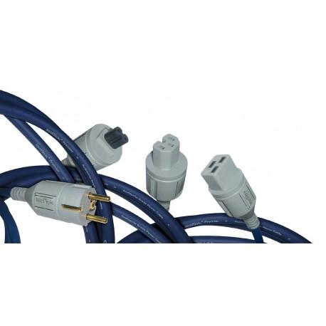 IsoTek EVO3 PREMIER EU-Stecker auf C7, C13, C19