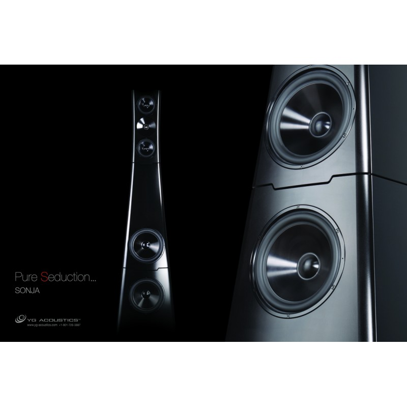 Standlautsprecher, Lautsprecher, YG Acoustics, Ultra High