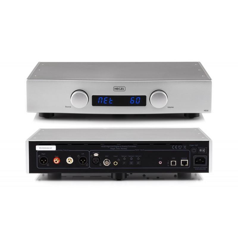 airplay cd player streaming hegel elektronik hd30. Black Bedroom Furniture Sets. Home Design Ideas