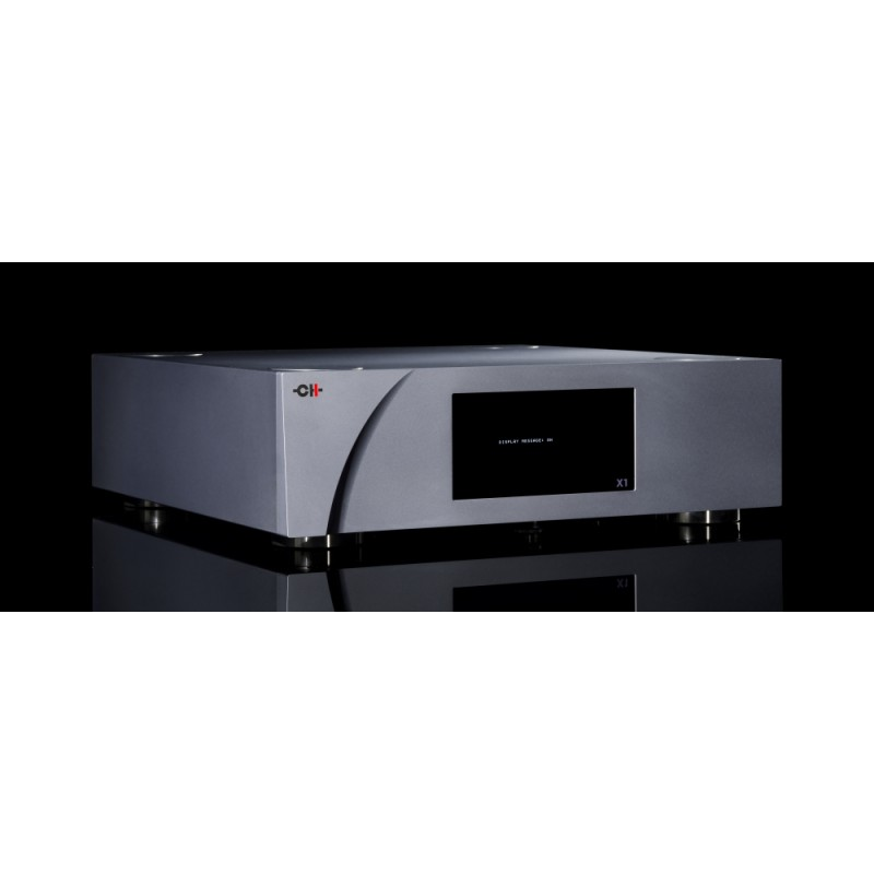 Elektronik, X1 externe Stromversorgung, CH-Precision, X1