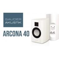 Gauder Akustik - ARCONA 40