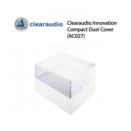 CLEARAUDIO Innovation Compact - Abdeckhaube