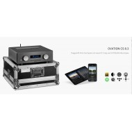 AVM OVATION CS 8.3 High End All-in-One System mit Röhrenstufen und 2x500 W