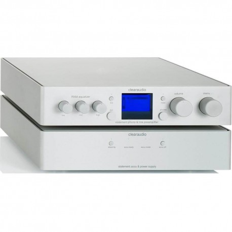 CLEARAUDIO Statement Phono