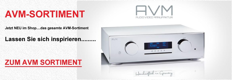 AVM-Sortiment